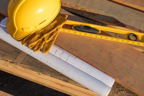 construction industry - net zero emissions target
